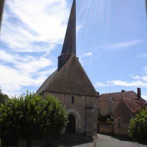 Eglise de Thollet