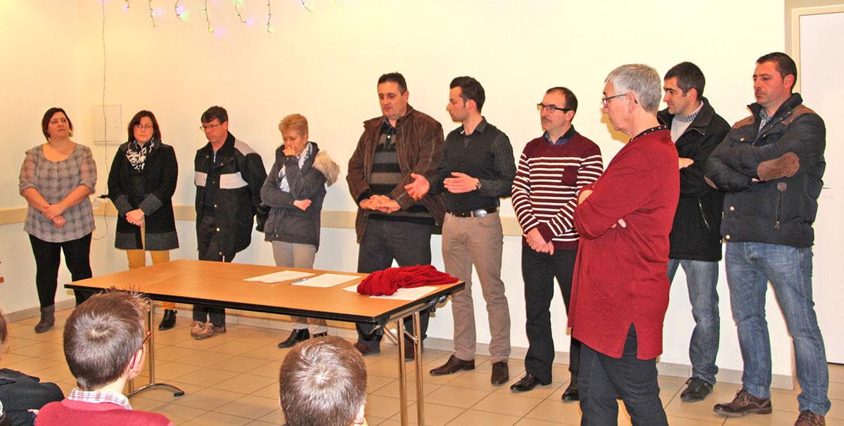 Conseil Municipal de Haims
