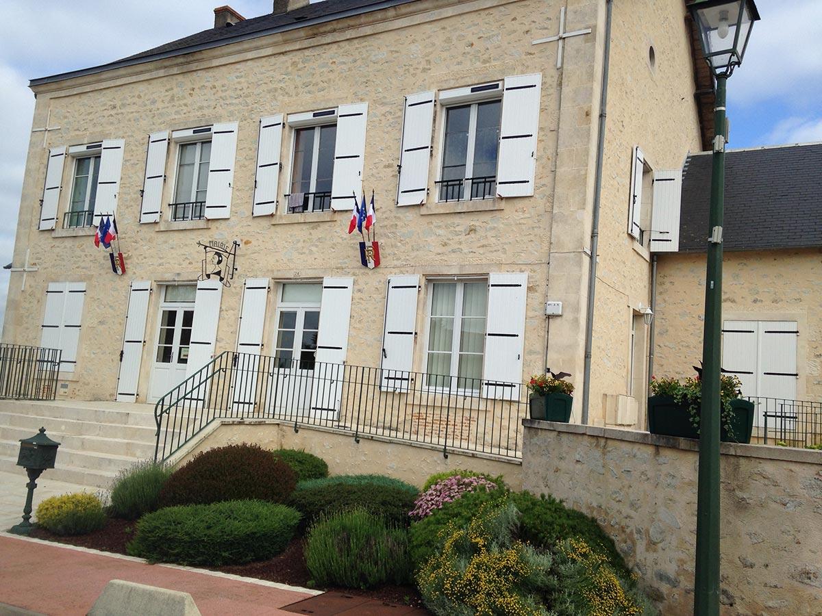 Mairie de Saint-Léomer