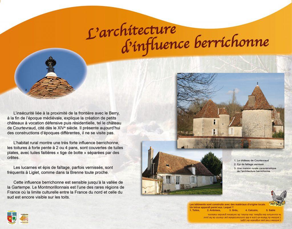 Voyages entre Poitou et Berry - Panneau 4