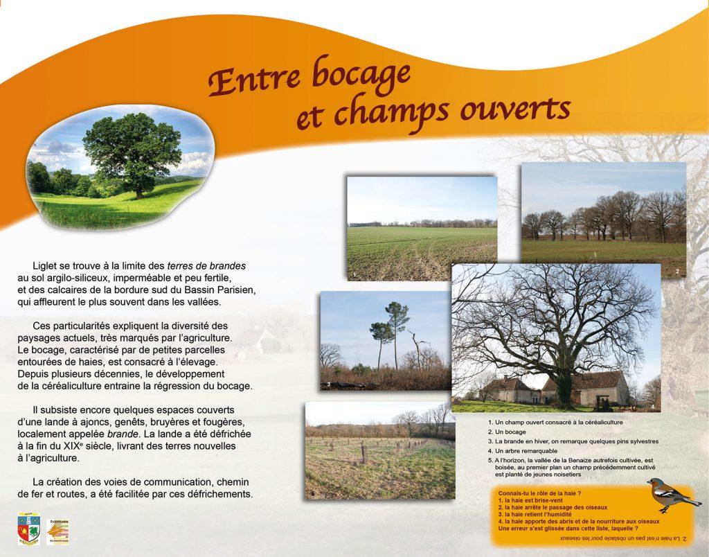 Voyages entre Poitou et Berry - Panneau 5